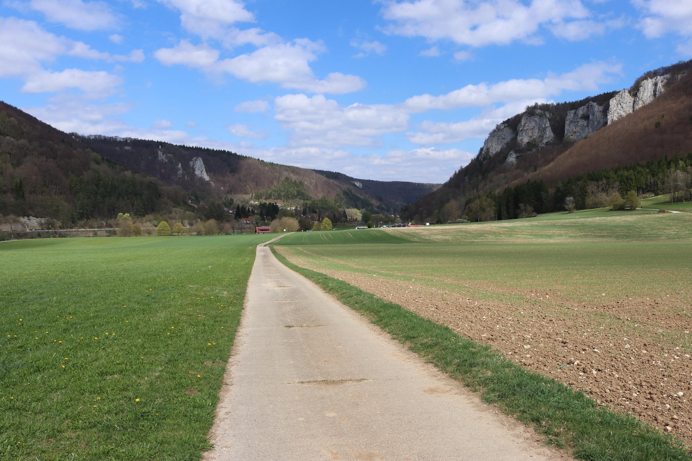 Wanderwege auf der Schwäbischen Alb