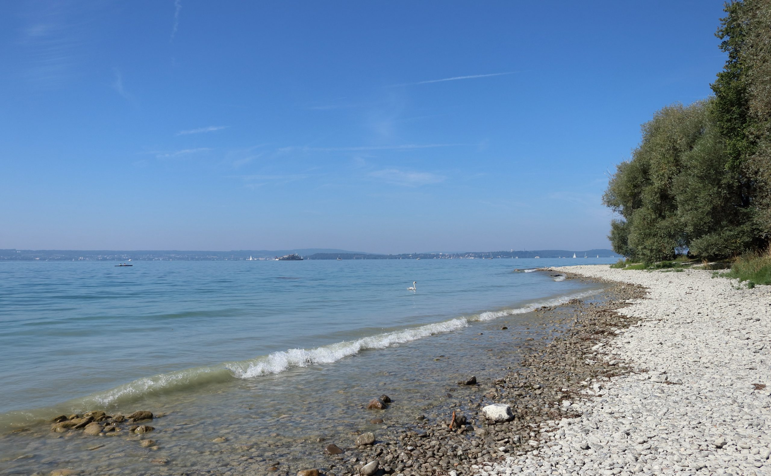 Strand am Bodensee