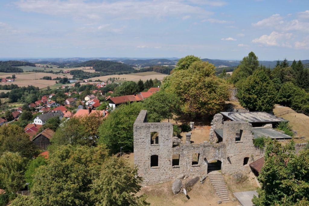 Ruine Brennberg